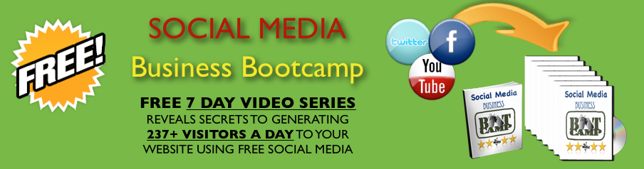 Free Social Media Business Bootcamp Day 1