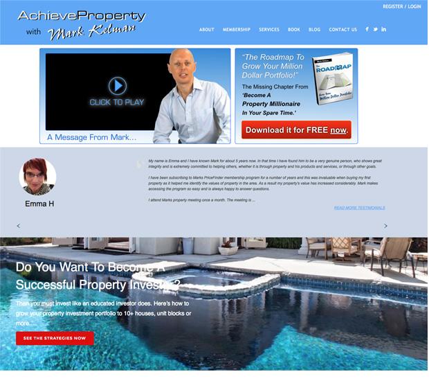 achieve-property-website-design