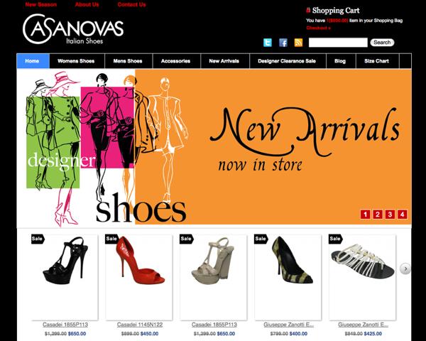 Shoes web store style guru fashion glitz glamour for Italian fashion websites