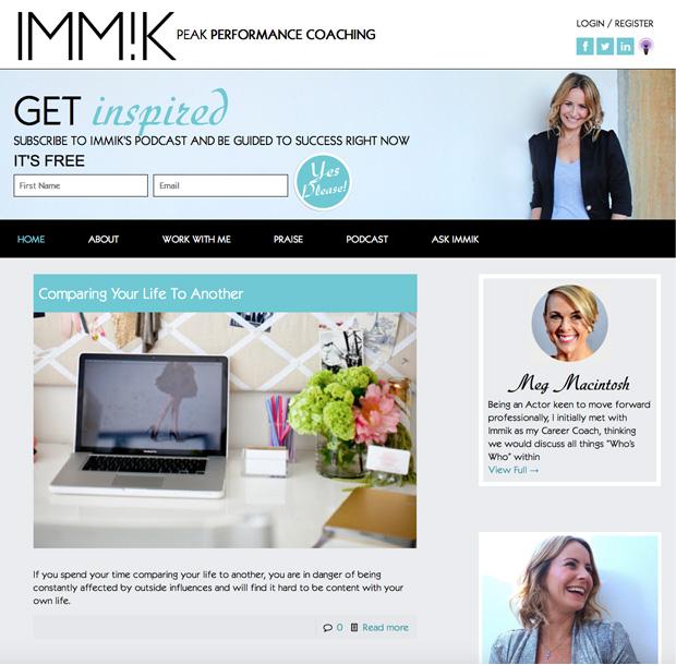 life-coaching-website-design-sydney