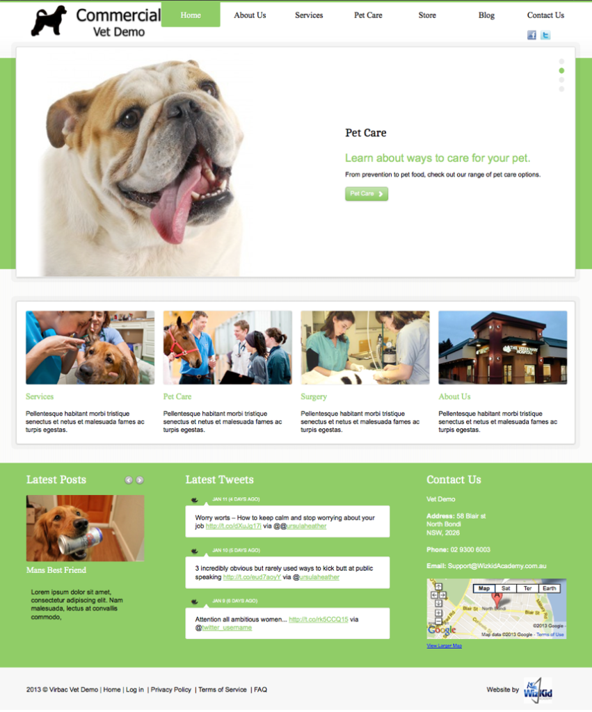 Commercial-veterinary-Website-Design