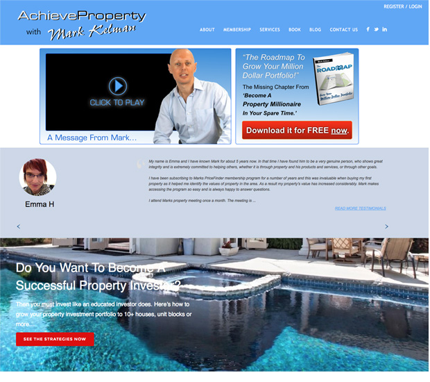achieve-property-website-design