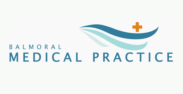 balmoral-medical-logo-design