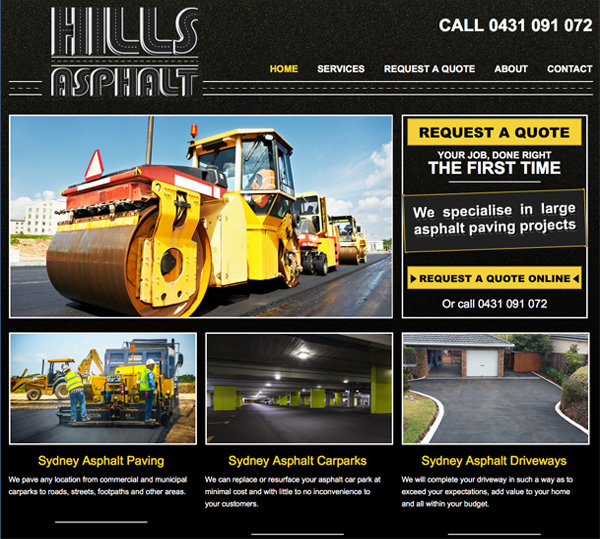 hills-asphalt-website-design