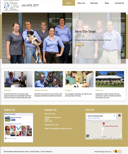 inverell-vet-clinic-website