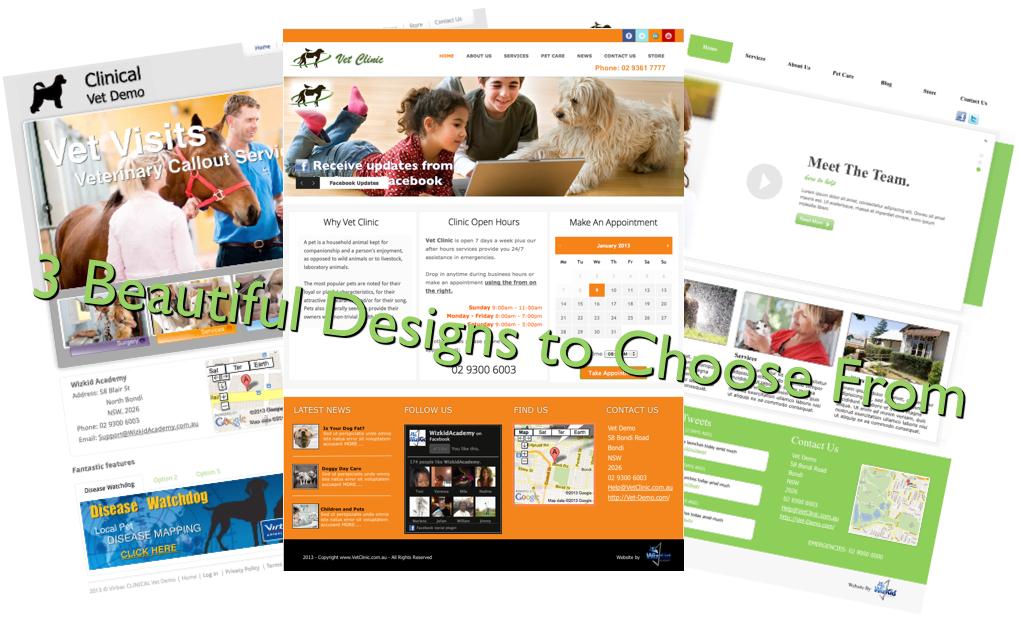 vet-web-design